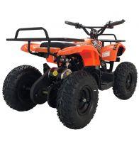 Детский электрический квадроцикл BIG WHEEL 1000 ватт оранжевый 4