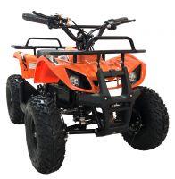 Детский электрический квадроцикл BIG WHEEL 1000 ватт оранжевый 6