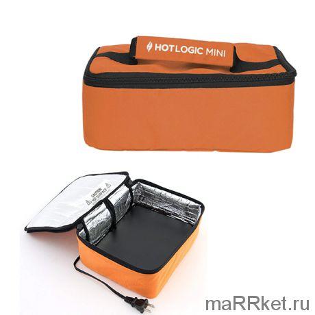 Термосумка для подогрева еды Personal Portable Oven (оранжевый)