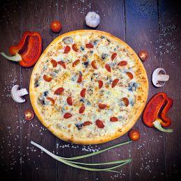 Пицца по дижонски 30 см
