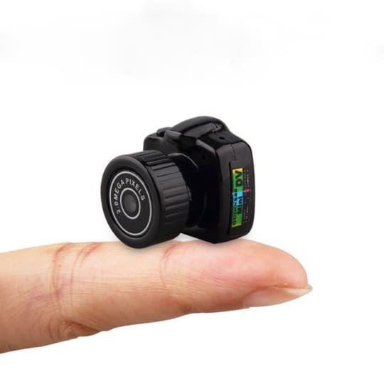 Самая маленькая мини-видеокамера в мире Mini Camcorder Y2000