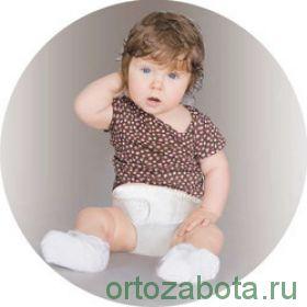 Т.26.30 (Т-1430) Бандаж детский при пупочных грыжах универсальный