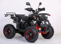 Avantis Classic 8+ 125 сс Квадроцикл бензиновый черный вид 6