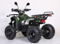 Avantis Classic 8+ 125 сс Квадроцикл бензиновый зеленый камуфляж вид 3