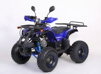 Avantis Classic 8+ 125 сс Квадроцикл бензиновый синий вид 1