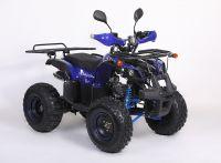 Avantis Classic 8+ 125 сс Квадроцикл бензиновый синий вид 6