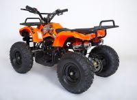 MOTAX Mini Grizlik X-16 BIG Wheel бензиновый оранжевый вид 3