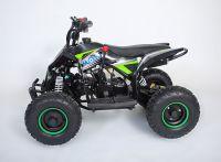 MOTAX Gekkon 70 сс Квадроцикл бензиновый черно-зеленый вид 2