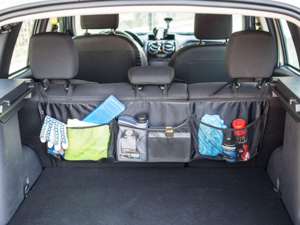 Органайзер для спинки заднего сиденья авто в багажник Back Seat Car Trunk Organizer