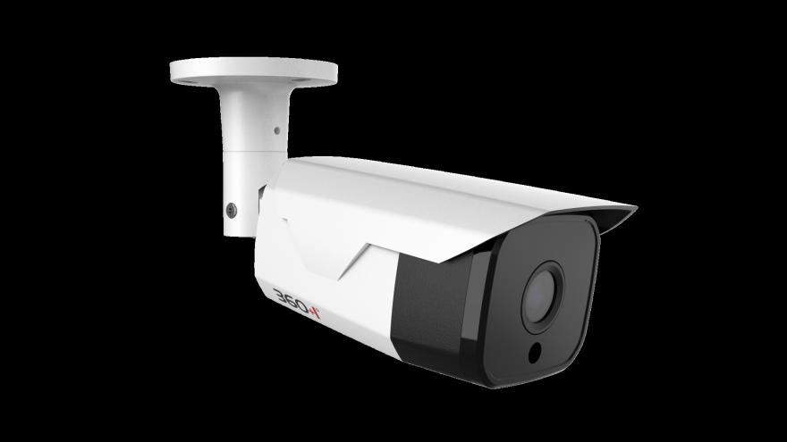 Модель 0140, 5мп IP-камера, 2.8мм, циллиндрическая, PoE