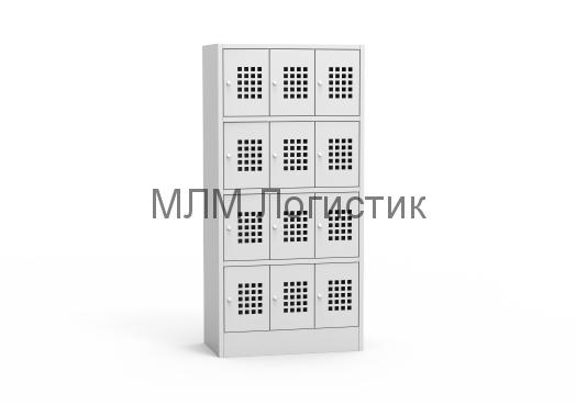 Металлический шкаф для сумок серии ШМ-С1870