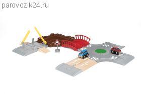 Автомобильная дорога, 14 элементов