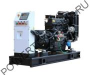 Дизельный генератор Powertek АД-50С-Т400-2РМ11