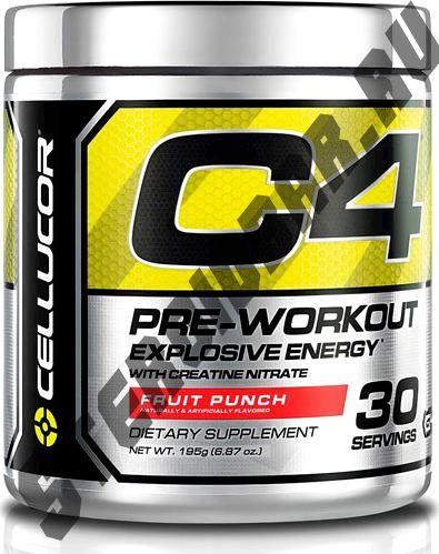 Предтренировочный комплекс Cellucor C4 Pre-Workout