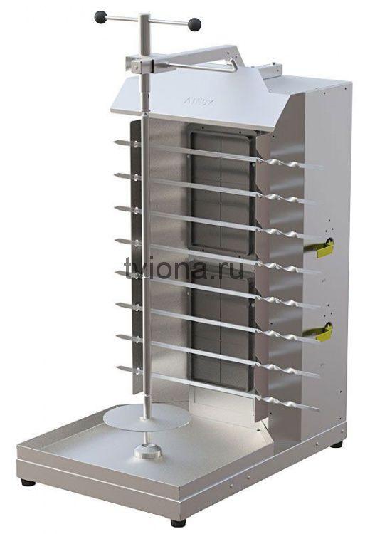 Аппарат для шаурмы АТЕСИ 2М (газовая)