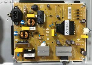 Блок питания LG EAX67189201 (1.6) LGP49DJ-17U1