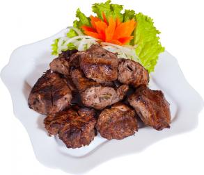Шашлык из свинины (цена за 100 грамм)