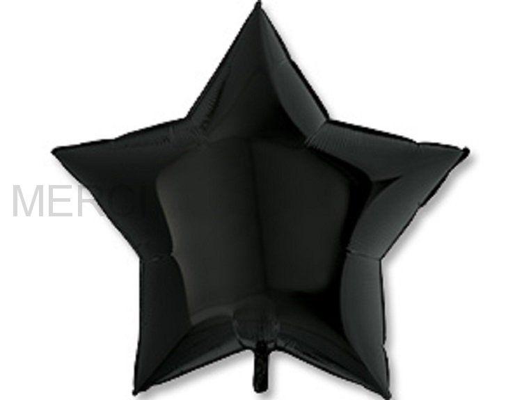 БОЛЬШАЯ ЗВЕЗДА черный