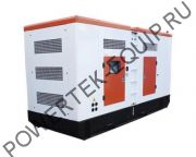 Дизельный генератор Powertek АД-200С-Т400-1РКМ11