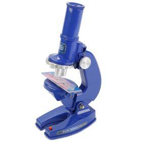 Детский микроскоп предназначен для исследования микромира.