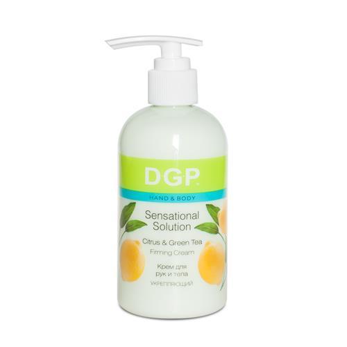 DGP SENSATION Solution крем для рук и тела 260 мл Укрепляющий.