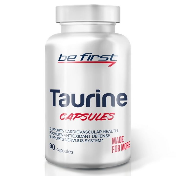 TAURINE 90caps (Be first)