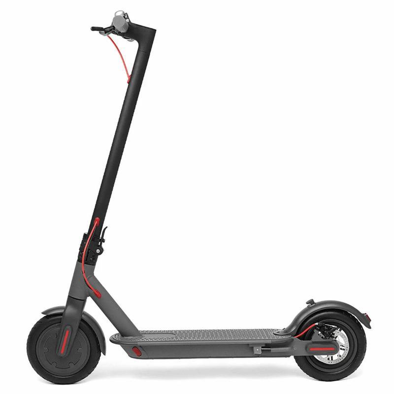 Электросамокат E-Scooter (8000MA) Черный