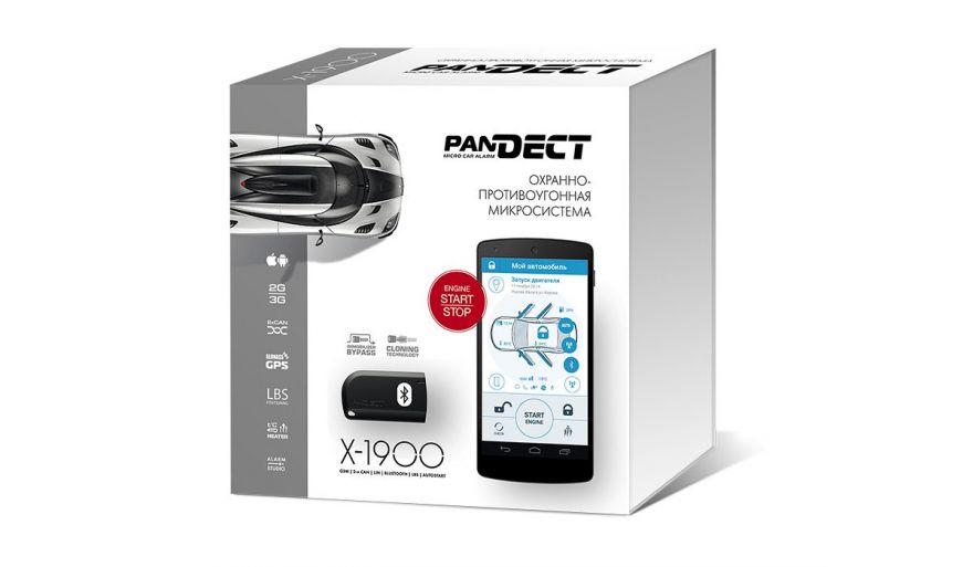 Pandect X-1900