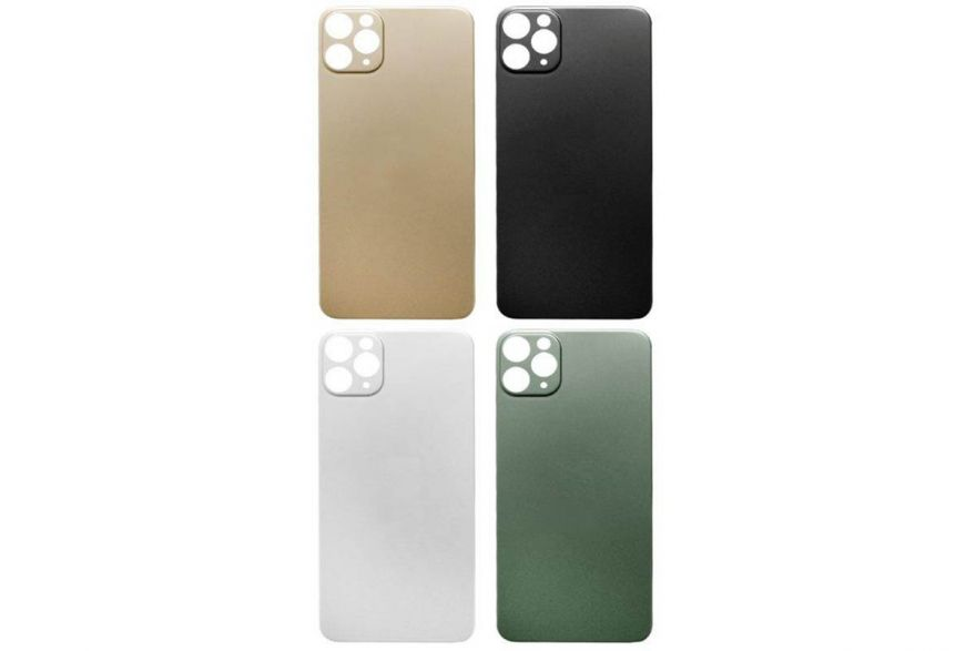 Защитная плёнка iPhone 11/11Pro/11Pro Max