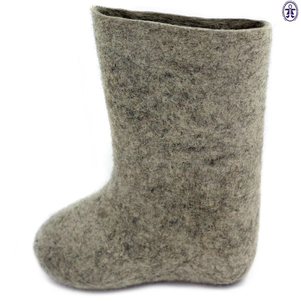 """Обувь валяная """"Кукморская"""" натуральная"""
