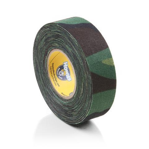 Лента хоккейная Howies 24мм х 18м зеленый камуфляж