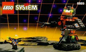 6889 Лего Робот разведчик