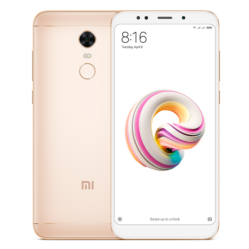 Xiaomi Redmi 5 Plus Gold 3/32Gb