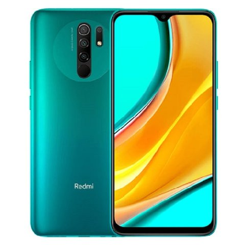 Xiaomi Redmi 9 Green 64Gb NFC