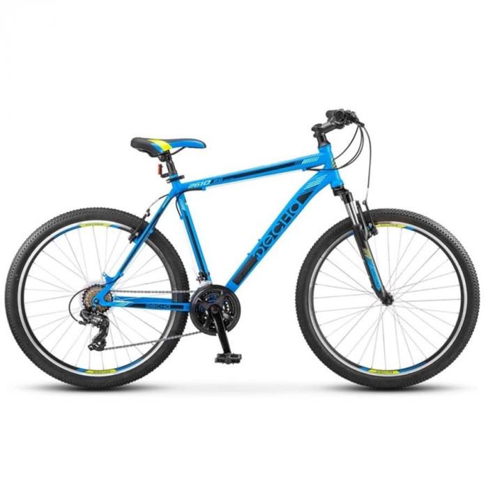 """Горный (MTB) велосипед Десна 2610 V 26"""" V010 Синий/Черный"""