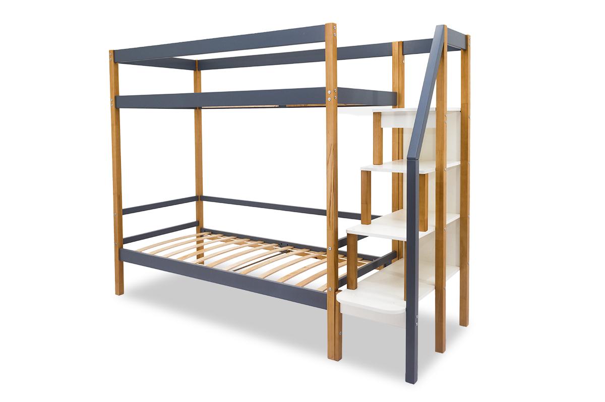 Детская двухъярусная кровать Svogen