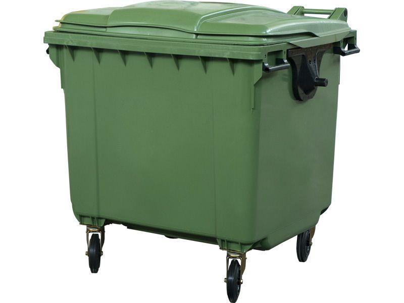 Мусорный контейнер 1100л