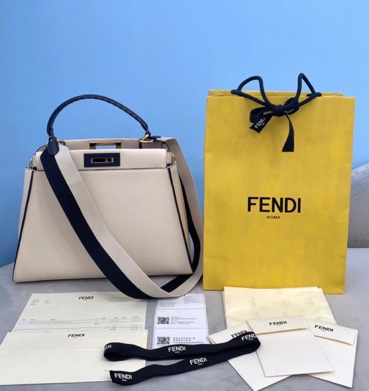Fendi Peek-a-boo 34 cm