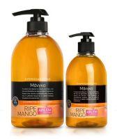 Жидкое мыло для рук с ароматом Манго(флакон с дозатором), 1000 мл