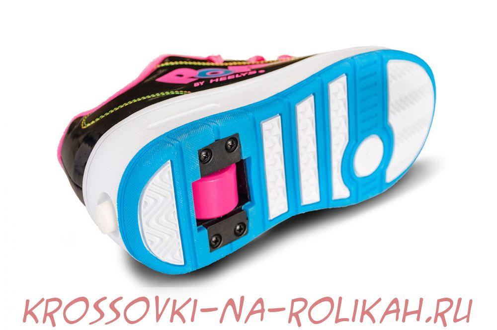 3e84a52a Роликовые кроссовки POP by Heelys Wave HE 10291 купить с доставкой