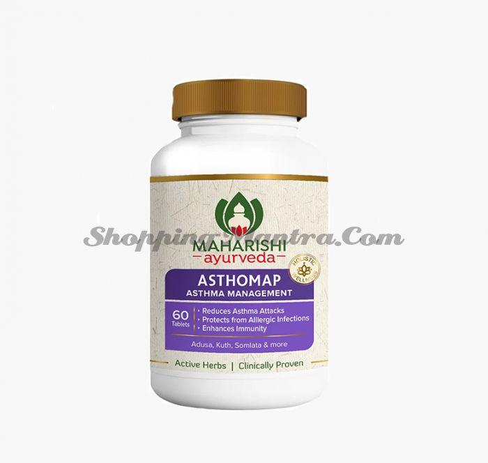 Aстхомап против астмы Махариши Аюрведа | Maharishi Ayurveda Asthomap