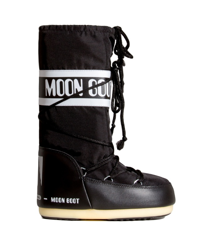 Moon Boot Nylon Black / 35-38, 39-41, 42-44, 45-47.