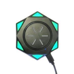 Беспроводное зарядное устройство Star Drill Wireless Charging BC-18 (черное)