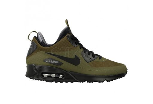 Nike  Air Max 90 Mid Winter Olive