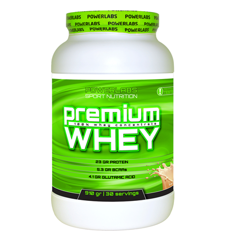 POWERLABS PREMIUM WHEY 910 G