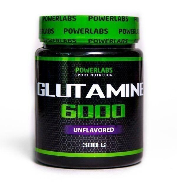 POWERLABS L-GLUTAMINE 300 G