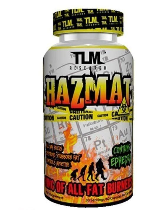 HAZMAT TLM RESEARCH 60 КАПСУЛ