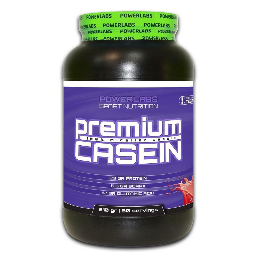 POWERLABS PREMIUM CASEIN 910 гр