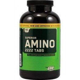 OPTIMUM SUPERIOR AMINO 2222 160 ТАБ