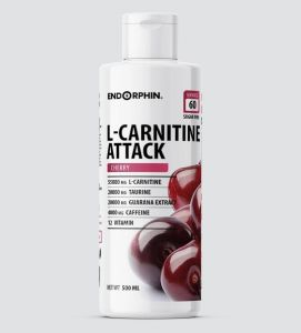 ENDORPHIN L-Carnitine liquid Attack 510 мл
